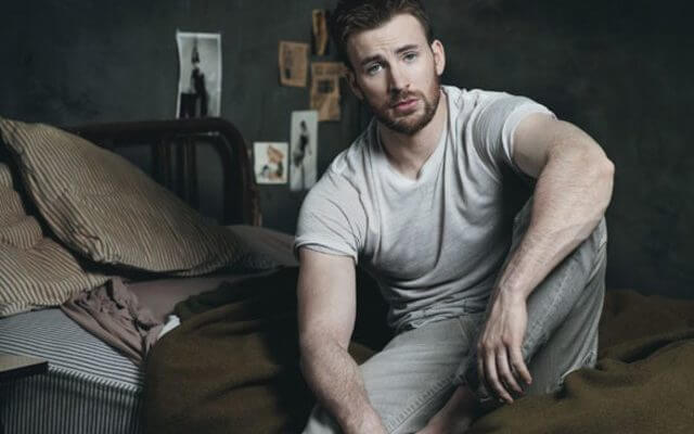 Chris Evans Photoshoot HD Wallpapers & 1080p HD Images