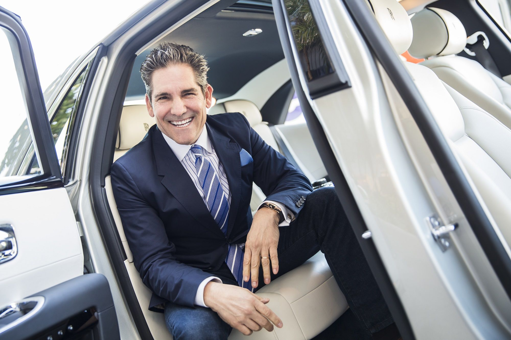 Grant Cardone is a successful entrepreneur. His net worth is around $300 Millions.